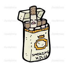 Dunkle Rauchzeichen
